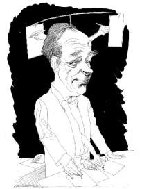 Hugo Brandt Corstius aka Piet Grijs